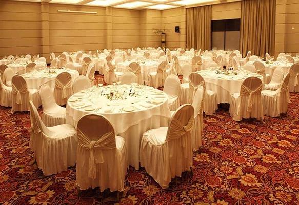 外交酒店 - 曼多薩 - 門多薩 - 宴會廳