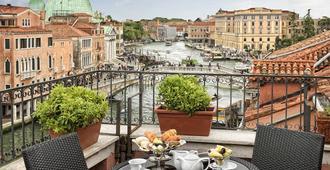 普林西皮酒店 - 威尼斯 - 陽台