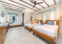 Samed Pavilion Resort & Restaurant - Ko Samet - Slaapkamer