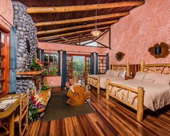 Peace Lodge - Vara Blanca - Bedroom