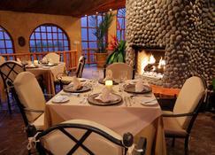 Peace Lodge - Vara Blanca - Ravintola
