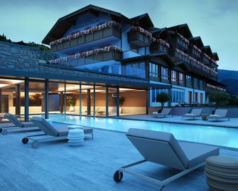 Panorama Hotel Huberhof - Maranza - Buiten zicht