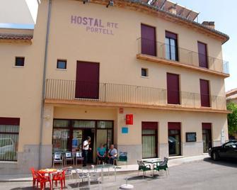 Hostal Portell - Portell de Morella - Building