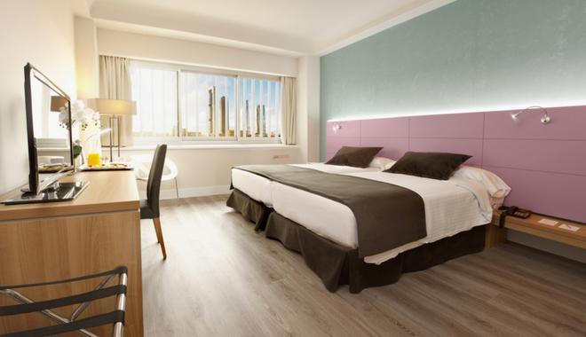 Hotel Weare Chamartín - Madrid - Makuuhuone