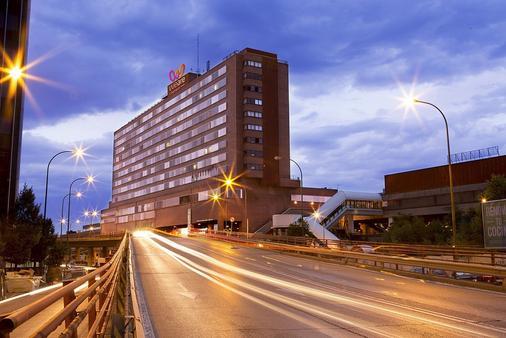 Hotel Weare Chamartín - Madrid - Toà nhà