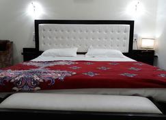 Hotel Platinum Plaza - Rohtak - Bedroom
