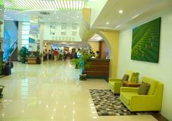 Best Western Green Hill Hotel - Yangon - Hành lang
