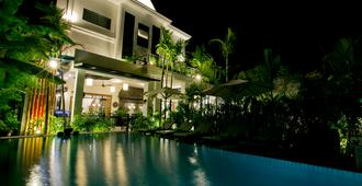 The Cyclo d'Angkor Boutique Hotel - Siem Reap - Building