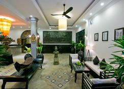 The Cyclo d'Angkor Boutique Hotel - Siem Reap - Lobby