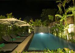 The Cyclo d'Angkor Boutique Hotel - Siem Reap - Bể bơi