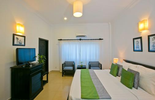 The Cyclo d'Angkor Boutique Hotel - Siem Reap - Phòng ngủ