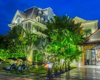 The Grand Cyclo Boutique Suite & Spa - Siem Reap - Building