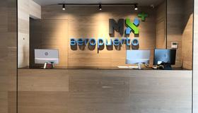 Hotel MX aeropuerto - Mexico - Bâtiment