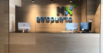 Hotel MX aeropuerto - Mexiko-Stadt