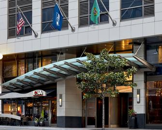 Loews Hotel 1000 Seattle - Seattle - Building