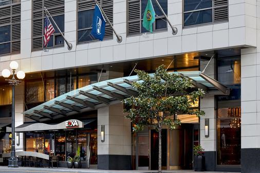 西雅图洛斯酒店 1000 - 西雅图 - 建筑