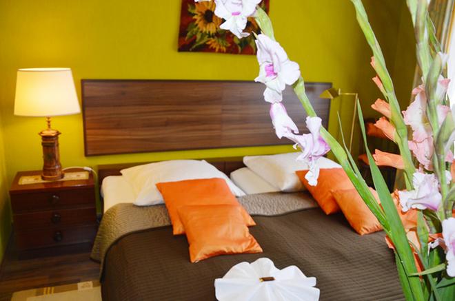 Hotel-Pension Ingeborg - Берлин - Спальня