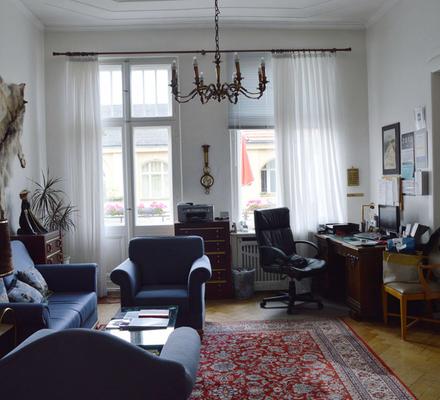 Hotel-Pension Ingeborg - Берлин - Гостиная