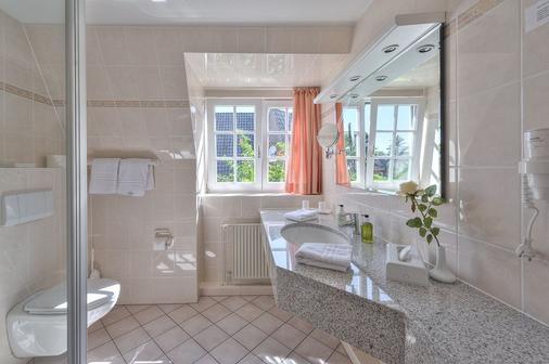 Landhaus Ellerbrock - Sankt Peter-Ording - Bathroom