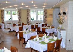 Landhaus Ellerbrock - Sankt Peter-Ording - Restaurant