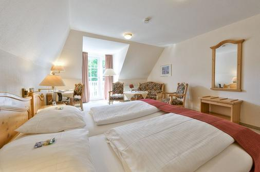 Landhaus Ellerbrock - Sankt Peter-Ording - Bedroom