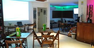 Villa Hostel - ריו דה ז'ניירו - מסעדה