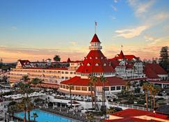 Hotel del Coronado, Curio Collection by Hilton - Coronado - Bygning