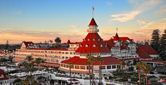 Hotel del Coronado, Curio Collection by Hilton - Coronado - Edifício