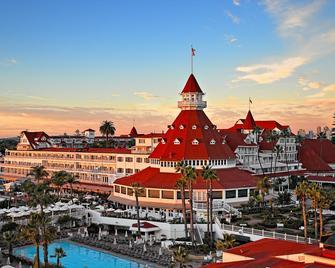 Hotel del Coronado, Curio Collection by Hilton - Coronado - Gebouw