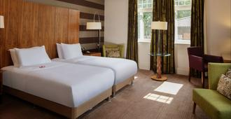 DoubleTree by Hilton Stratford-upon-Avon - Stratford-upon-Avon - Phòng ngủ