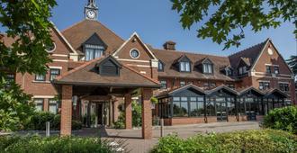DoubleTree by Hilton Stratford-upon-Avon - Stratford-upon-Avon - Entrée de l'hôtel