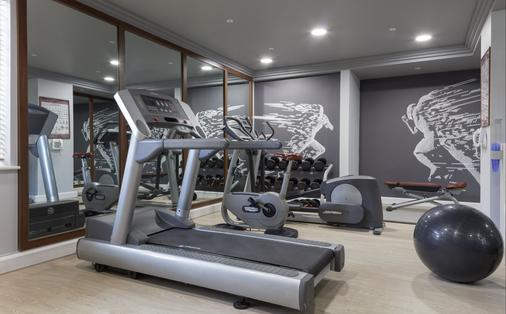 DoubleTree by Hilton Stratford-upon-Avon - Stratford-upon-Avon - Gym