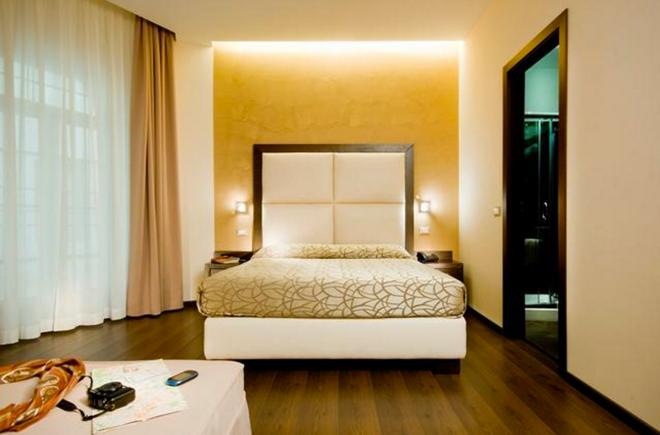 Infinity Hotel St. Peter - Roma - Habitación