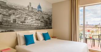 B&B Hotel Firenze City Center - Florence - Bedroom