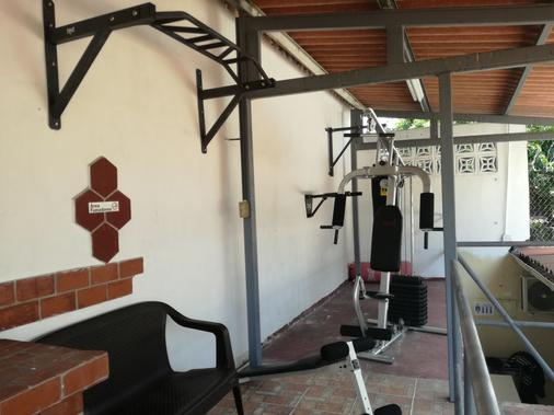 Hostel Danicole - Panama City - Gym