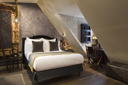 Hotel Da Vinci - Pariisi - Makuuhuone