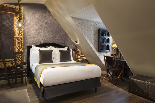 Hôtel Da Vinci & Spa - Paris - Phòng ngủ