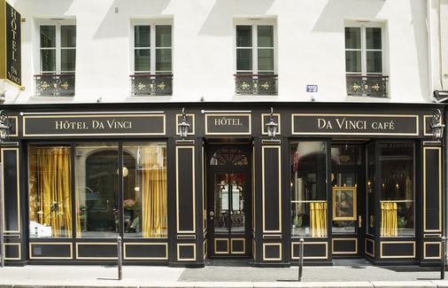 Hotel Da Vinci - Pariisi - Rakennus