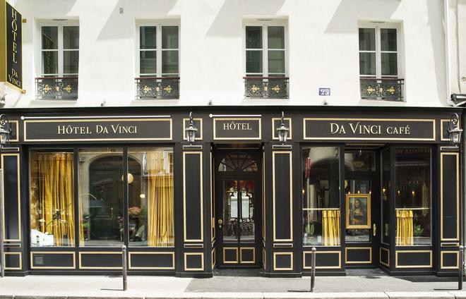 Hôtel Da Vinci & Spa - Paris - Toà nhà
