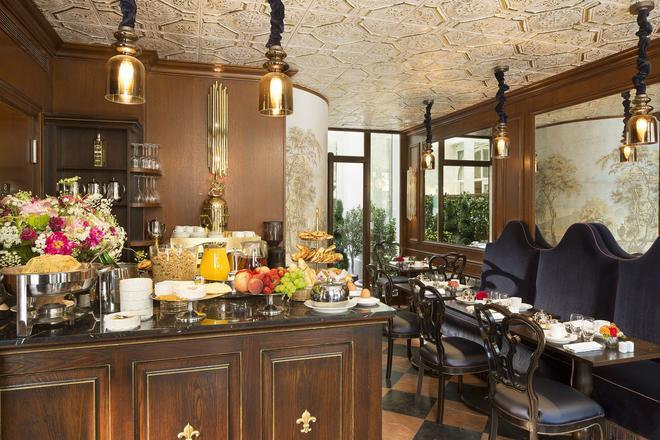 Hôtel Da Vinci & Spa - Paris - Buffet