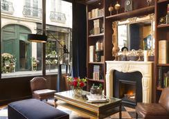 Hotel Da Vinci - Pariisi - Oleskelutila