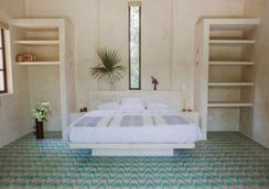 Hotel Holistika - Tulum - Bedroom