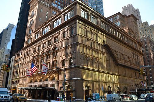Amsterdam Court Hotel - New York - Rakennus