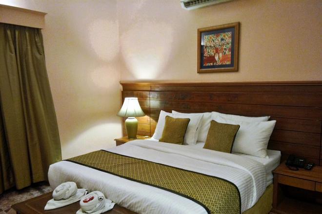 首都O 10953達亞爾精品飯店 - 阿格拉 - 臥室