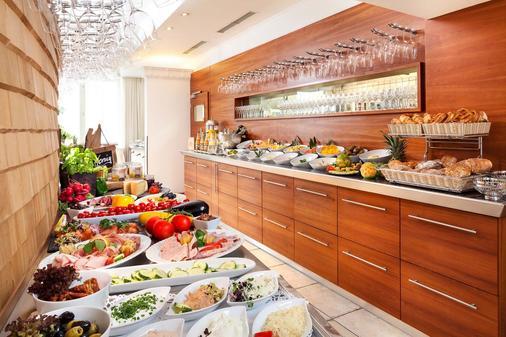 Hotel Helvetia - Lindau (Bavaria) - Buffet