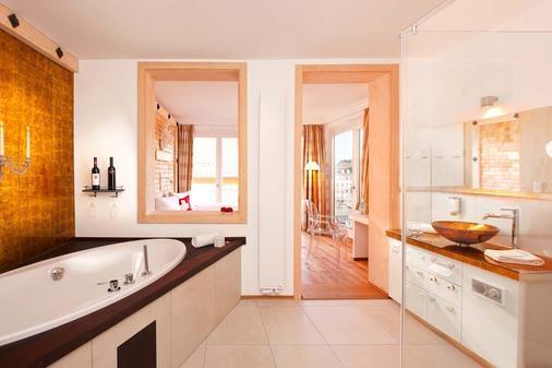 Hotel Helvetia - Lindau (Bavaria) - Bathroom