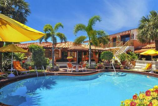 碧海萬怡酒店 - Lauderdale-by-the-Sea - 濱海勞德代爾 - 建築