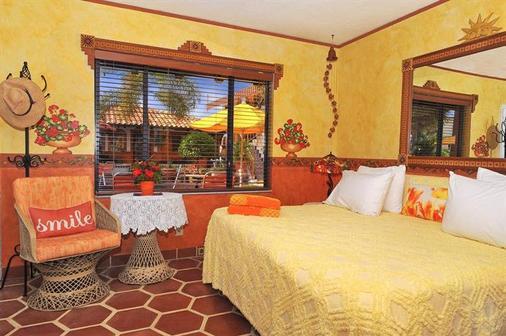 碧海萬怡酒店 - Lauderdale-by-the-Sea - 濱海勞德代爾 - 臥室