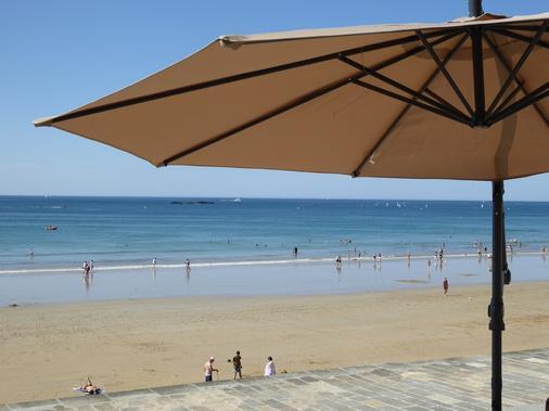 聖馬婁中心普雷格里亞德酒店 - 聖馬洛 - 聖馬洛 - 海灘