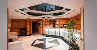 Hotel Astures - אוביידו - דלפק קבלה